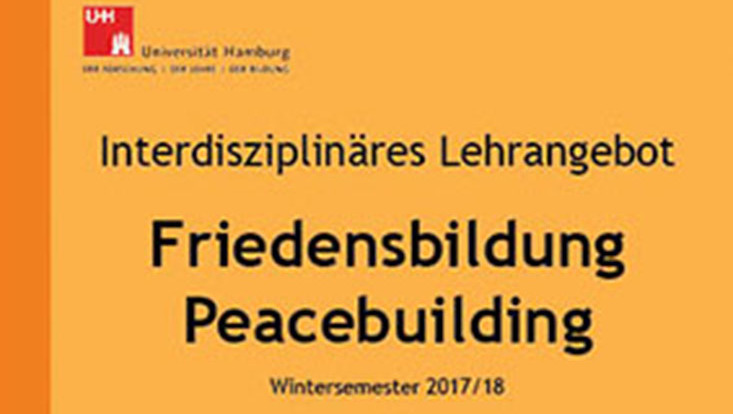 Friedensbildung veranstaltungskalender